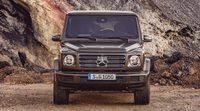 Desvelado el Mercedes-Benz Clase G 2018