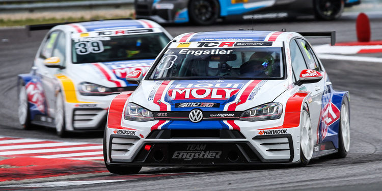 Hasta cuatro Volkswagen Golf GTI TCR pondrá Team Engstler en Yas Marina