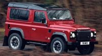 Nueva Land Rover Defender Works