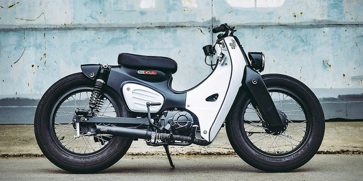 Honda dio a conocer la Super Power Cub 2018