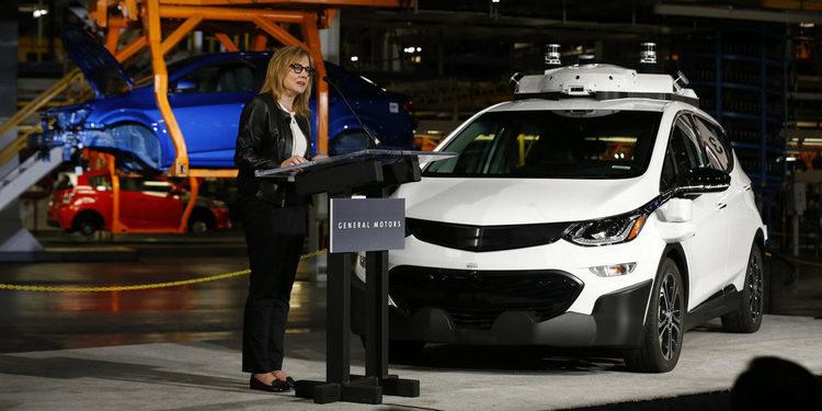 La nueva era será de conducción autónoma
