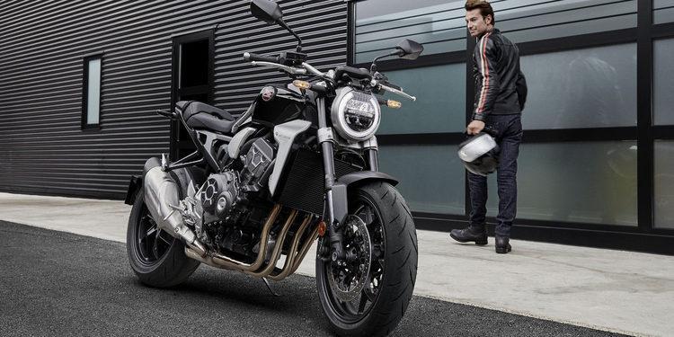 Conoce la espectacular CB 1000 R 2018 de Honda