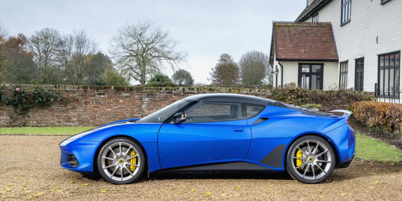 ef0743067488 Lotus Evora GT410 Sport - Motor y Racing