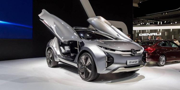 GAC presenta su nuevo SUV: el Enverge