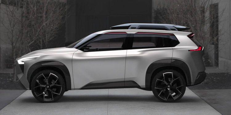 Nissan da otro paso al futuro con el nuevo Xmotion Concept