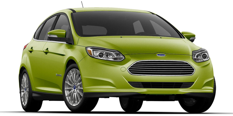 Conoce el nuevo Ford Focus Electric 2018