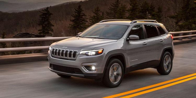 La nueva Jeep Cherokee 2018