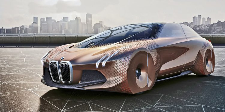 BMW Inext, el nuevo proyecto de la casa alemana basado en un SUV eléctrico