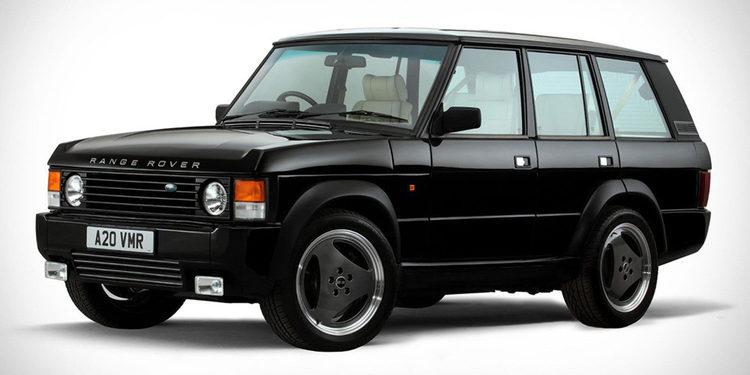 Land Rover Chieftain restaurado