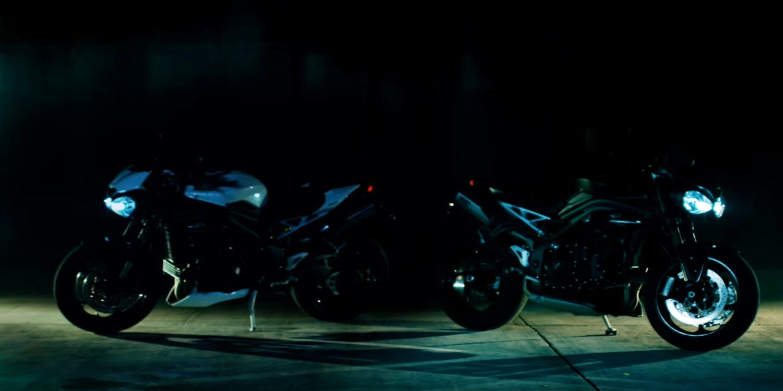 Nueva Triumph Speed Triple 2018