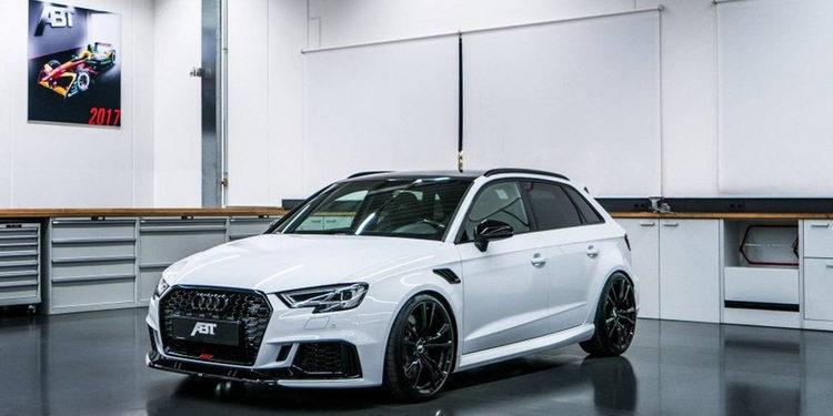 Conoce el Audi RS3 ABT Sportback