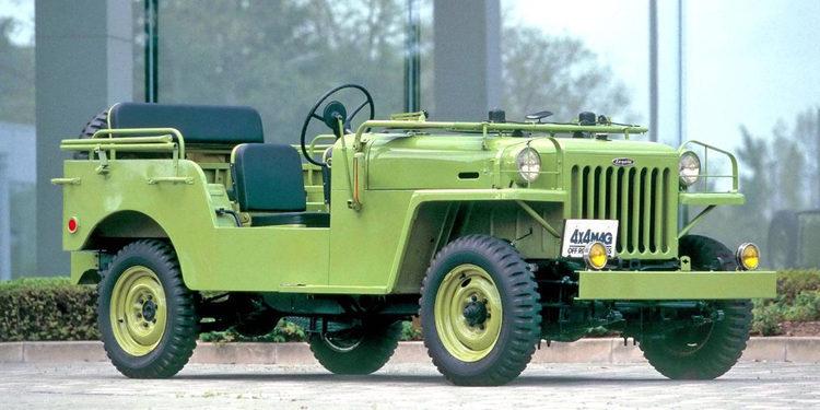 Breve recuento del Toyota Jeep BJ 1951