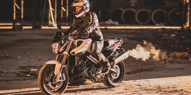 Nueva BMW F 800 R Akrapovic 2018
