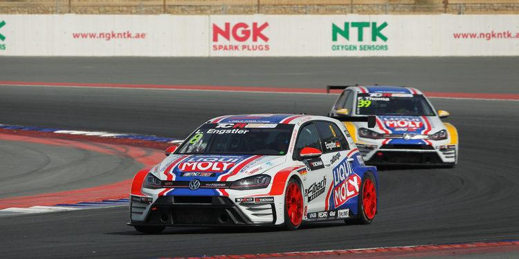 La pole en Dubái es para Luca Engstler