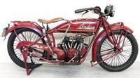 La espectacular Indian Super Scout de Fullhouse