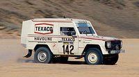 Conoce el Mercedes-Benz Clase G que ganó el Dakar