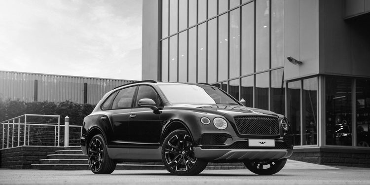 El Bentley Bentayga de Wheelsandmore