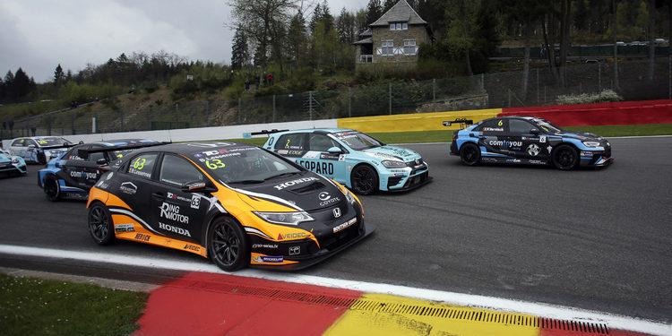 Boutsen Ginion Racing se apunta al WTCR con dos Honda Civic Type R nuevos