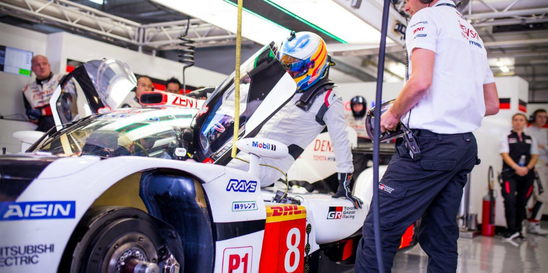 Alonso se suma a Toyota para la súpertemporada del WEC