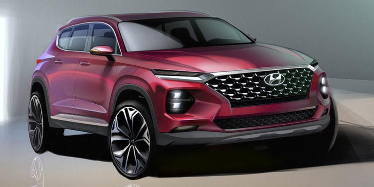 Hyundai anunció la Santa Fe 2019