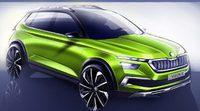Nuevo Vision X, el tercer SUV de Skoda