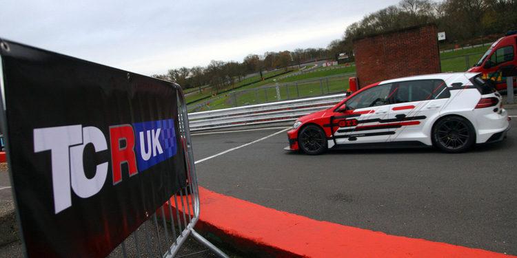 Los pilotos correrán en Knockhill en sentido inverso