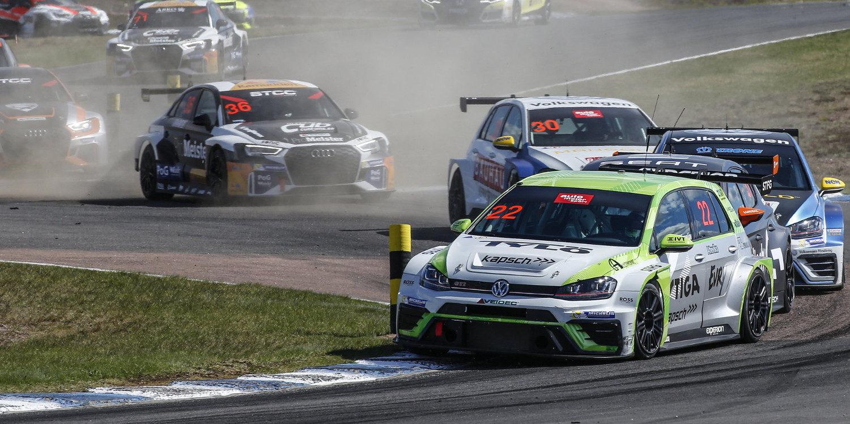 Oliver Söderström se convierte en piloto de Lestrup Racing