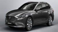 El Mazda6 Wagon 2018 debutará en Ginebra