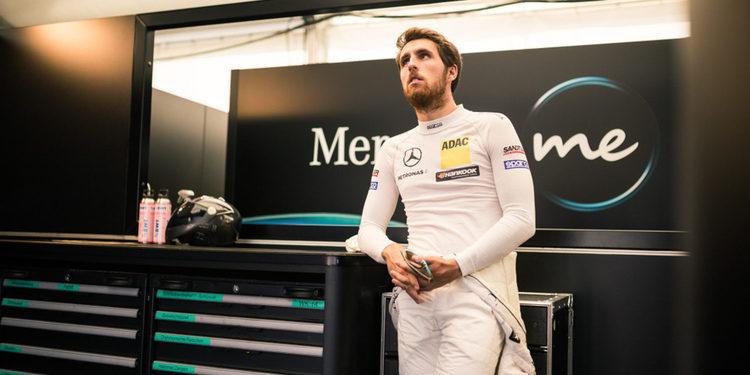 Dani Juncadella vuelve al DTM de la mano de Mercedes