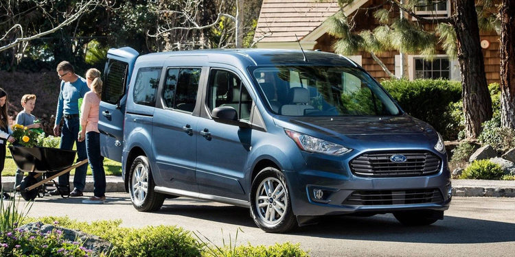 Nueva Transit Connect 2019 de Ford