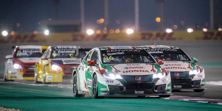 Esteban Guerrieri se une a Münnich Motorsport