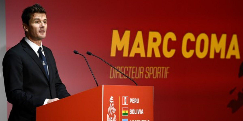 Marc Coma se retira por sorpresa de la dirección deportiva del Dakar