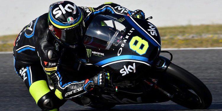 Nicolò Bulega espera tener una moto competitiva