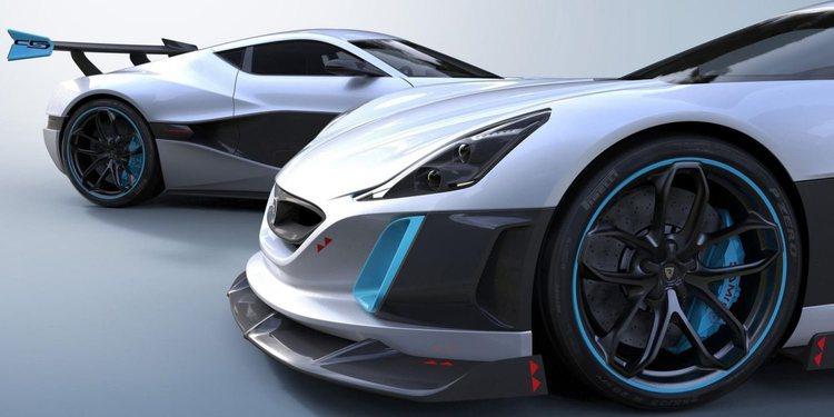 El fabricante Croata Rimac presenta el Concept Two