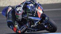 Bagnaia y Bastianini lideran el segundo día en Jerez