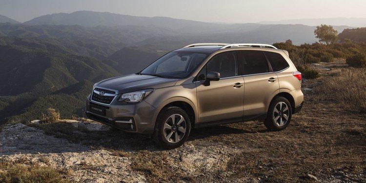 Subaru Forester 2018 con nuevas prestaciones tecnológicas
