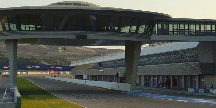 Márquez y Arbolino lideran los test de Jerez con unos tiempos de récord