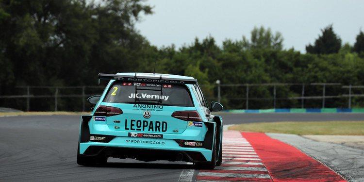 WRT Racing confirma sus coches y pilotos para el WTCR 2018