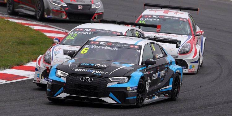 Hasta cuatro pilotos tendrá Comtoyou Racing en el WTCR