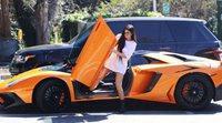 Kylie Jenner y su excitante colección de lujosos autos