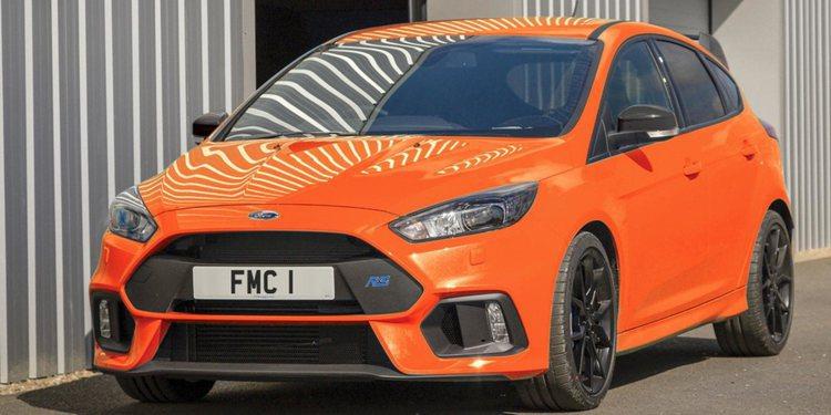 Ford rinde un homenaje al Focus con el Heritage Edition