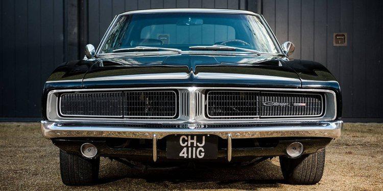 Dodge Charger Bullit 1969 de Jay Kay