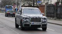Rolls-Royce Cullinan 2018, el nuevo SUV de la marca inglesa