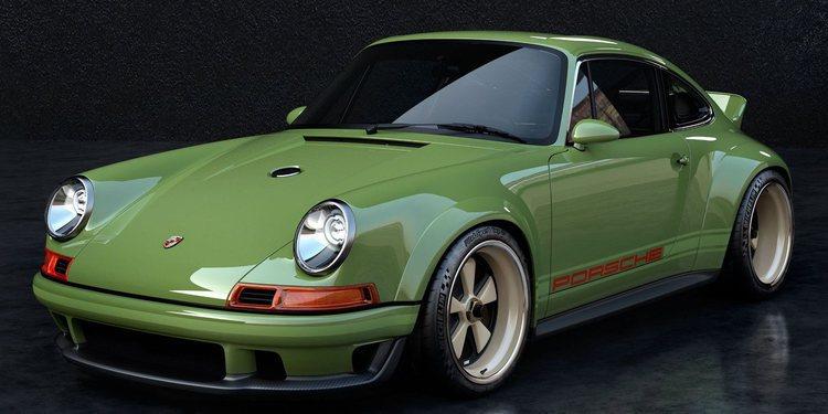 Porsche posee tecnología de impresoras 3D para fabricar piezas de sus clásicos