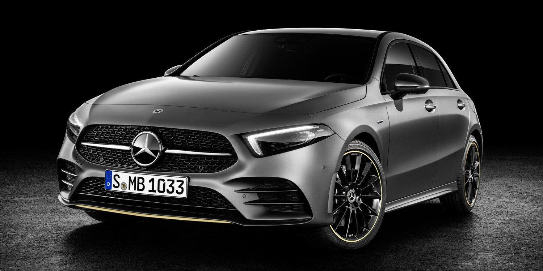 El nuevo mercedes benz clase a 2018 al descubierto motor for Mercedes benz clase a 2018