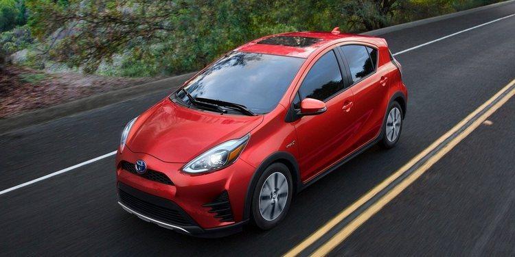Te presentamos el nuevo Toyota Prius c 2018