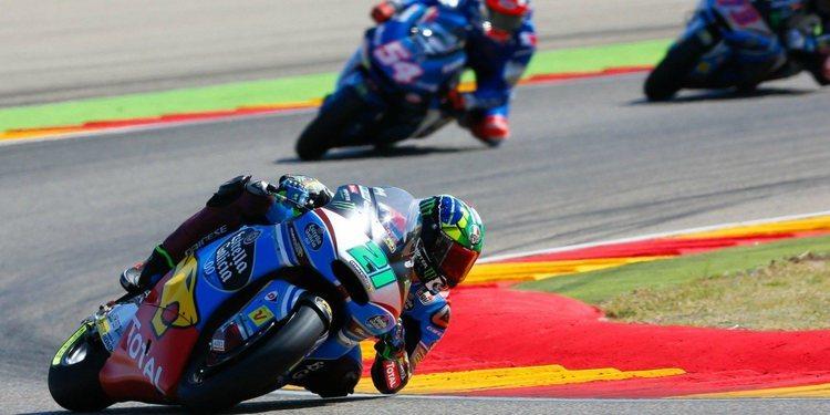 Dunlop simplificará sus códigos de colores para Moto2