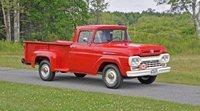 Ford F100 1960, la historia de una poderosa camioneta pickup