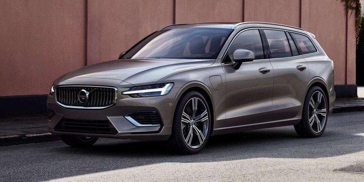 Nuevo Volvo V60 2018