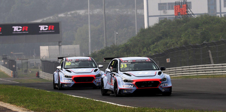 Dos Hyundai i30 N TCR estarán en las TCR Italia 2018